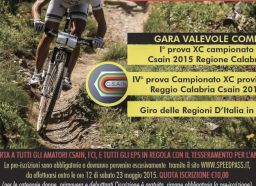 Valle Grecanica Team Bike _ 2015